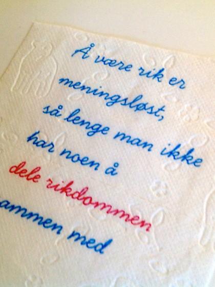 Sprichwort-auf-norwegisch