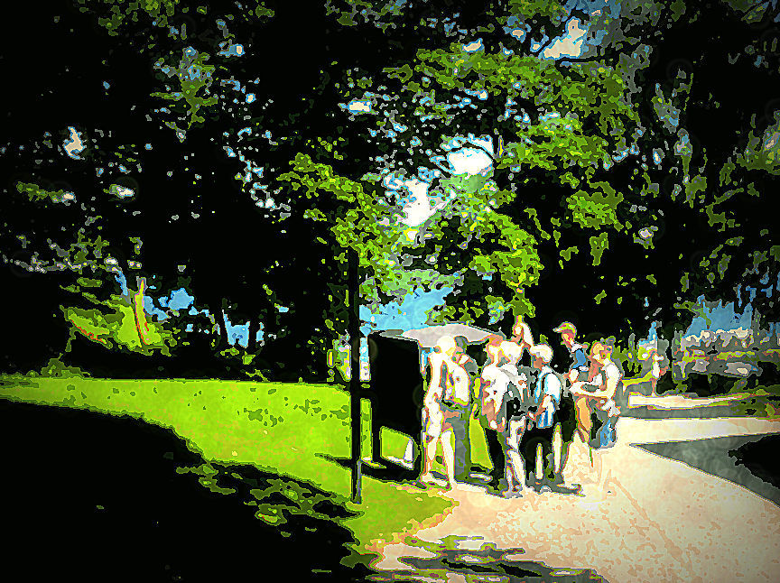 Norwegisch lernen auf einer Sprachreise mit Yvonne Moutoux