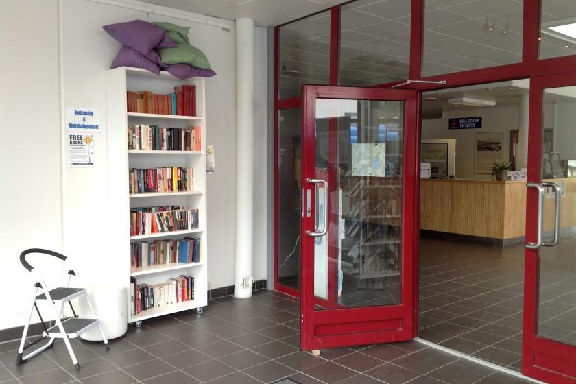 Bookcrossing-Gjenreisningsmuseet-Hammerfest