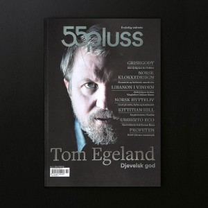 55plus Tom Egeland