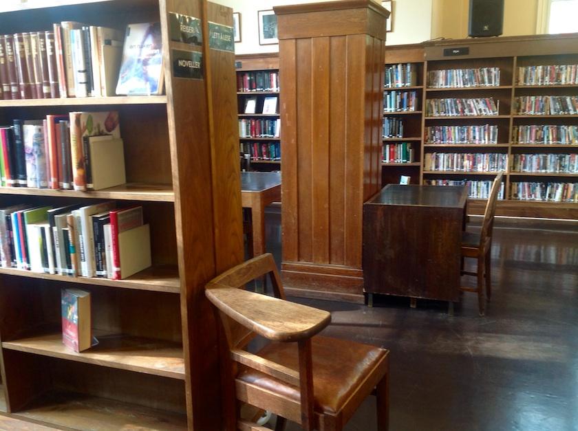 Oslo Deichmanske bibliotek Gründerløkka
